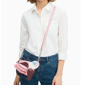 kate spade love birds bird crossbody bag purse nwt